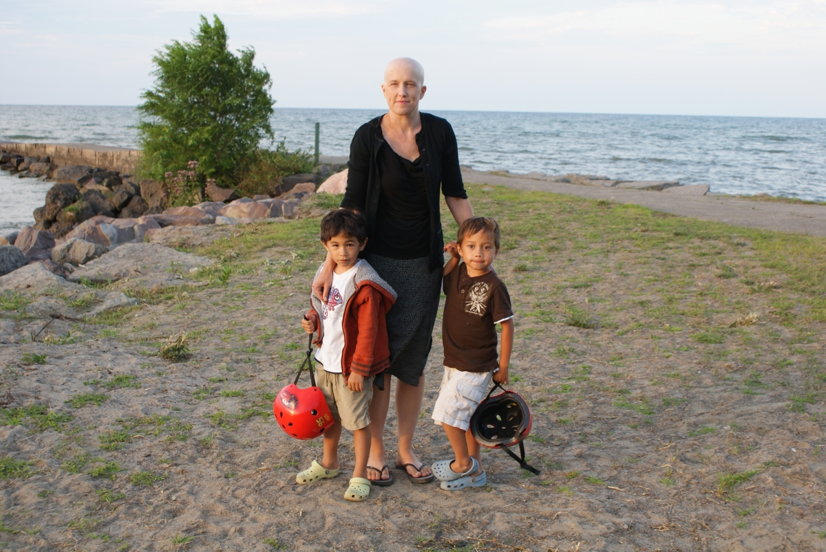 cancerinmythirties.wordpress.com breast cancer breast cancer changing seasons beach bald