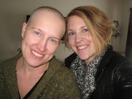 cancer in my thirties breast 30s bald