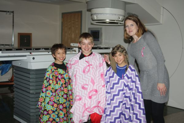 Radiation, Cancer Center, breast cancer thirties 30s 30's kids twins family dogs morgan william mastectomy Christmas Hanukkah 2014 lymph nodes weekly photo challenge warmth the daily post